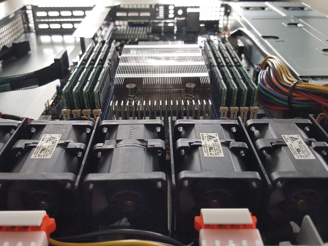 EPYC server platform